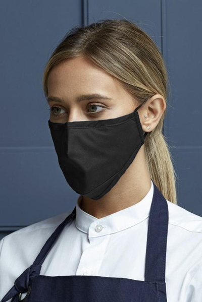 PROTECTIVE 3 LAYER FABRIC MASK